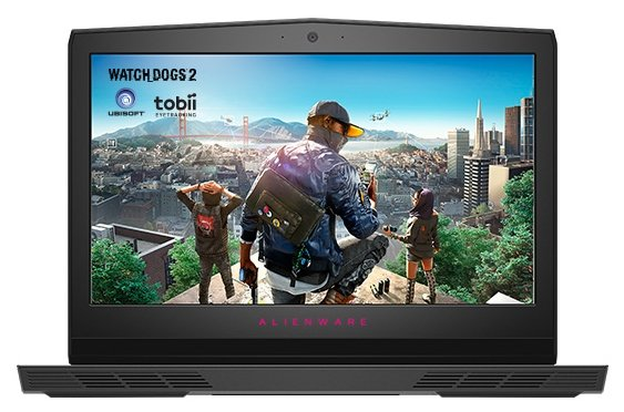 "Alienware Ноутбук Alienware 17 R4 (Intel Core i7 7700HQ 2800 MHz/17.3""/1920x1080/16Gb/1128Gb HDD+SSD/DVD нет/NVIDIA GeForce GTX 1060/Wi-Fi/Bluetooth/Windows 10 Home)"
