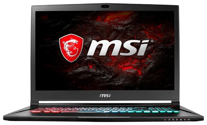 "MSI Ноутбук MSI GS73 7RE Stealth Pro (Intel Core i7 7700HQ 2800 MHz/17.3""/1920x1080/8Gb/2128Gb HDD+SSD/DVD нет/NVIDIA GeForce GTX 1050 Ti/Wi-Fi/Bluetooth/Win 10 Home)"