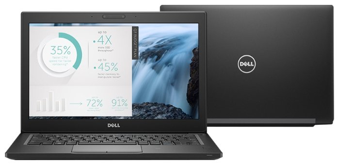 "DELL Ноутбук DELL LATITUDE 7280 (Intel Core i7 7600U 2800 MHz/12.5""/1920x1080/8Gb/512Gb SSD/DVD нет/Intel HD Graphics 620/Wi-Fi/Bluetooth/Windows 10 Pro)"