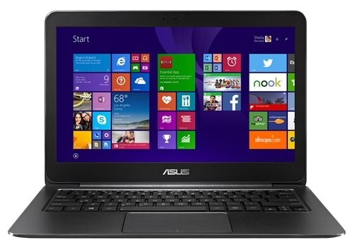 "ASUS Ноутбук ASUS ZENBOOK UX305FA (Core M 5Y10 800 MHz/13.3""/3200x1800/8.0Gb/128Gb SSD/DVD нет/Intel HD Graphics 5300/Wi-Fi/Bluetooth/Win 10 Home)"