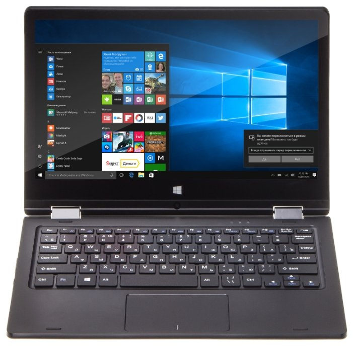 "Digma Ноутбук Digma CITI E202 (Intel Atom x5 Z8350 1440 MHz/11.6""/1920x1080/4Gb/32Gb SSD/DVD нет/Intel HD Graphics 400/Wi-Fi/Bluetooth/Windows 10 Home)"