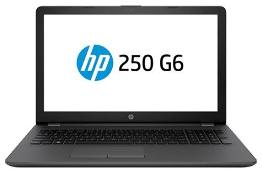 """HP Ноутбук HP 250 G6 (2SX58EA) (Intel Celeron N3350 1100 MHz/15.6""""/1366x768/4Gb/500Gb HDD/DVD нет/Intel HD Graphics 500/Wi-Fi/Bluetooth/DOS)"""