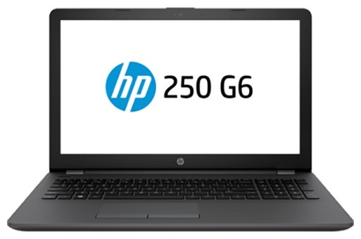 "HP Ноутбук HP 250 G6 (2SX60EA) (Intel Celeron N3350 1100 MHz/15.6""/1366x768/4Gb/128Gb SSD/DVD-RW/Intel HD Graphics 500/Wi-Fi/Bluetooth/DOS)"