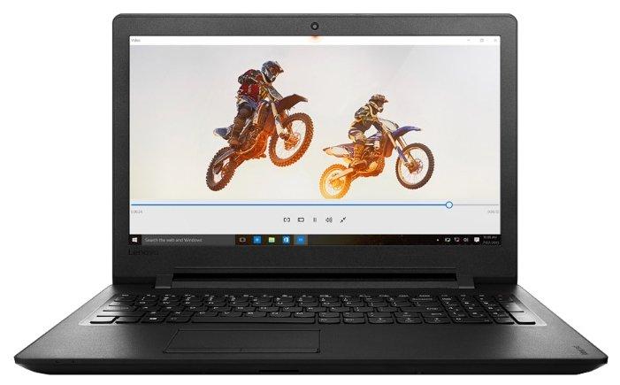 "Lenovo Ноутбук Lenovo IdeaPad 110 15 AMD (AMD A9 9400 2400 MHz/15.6""/1366x768/4Gb/500Gb HDD/DVD нет/AMD Radeon R5/Wi-Fi/Bluetooth/Win 10 Home)"