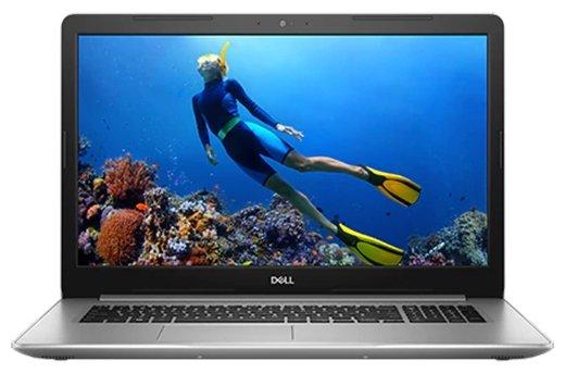 "DELL Ноутбук DELL INSPIRON 5770 (Intel Pentium 4415U 2300 MHz/17.3""/1600x900/4Gb/1000Gb HDD/DVD-RW/Intel HD Graphics 610/Wi-Fi/Bluetooth/Linux)"