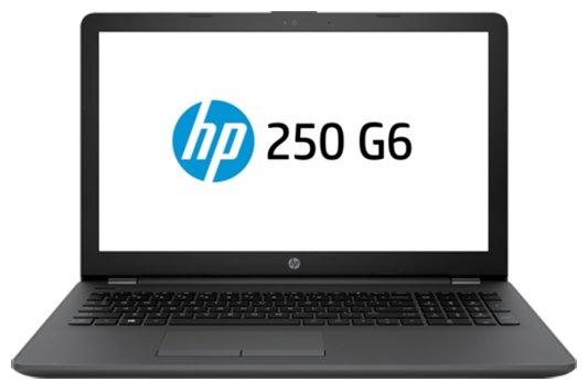 """HP Ноутбук HP 250 G6 (1WY08EA) (Intel Core i3 6006U 2000 MHz/15.6""""/1366x768/4Gb/500Gb HDD/DVD-RW/Intel HD Graphics 520/Wi-Fi/Bluetooth/DOS)"""