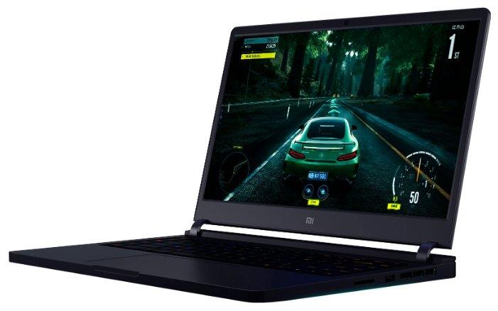 "Xiaomi Ноутбук Xiaomi Mi Gaming Laptop (Intel Core i7 7700HQ 2800 MHz/15.6""/1920x1080/8GB/1128GB HDD+SSD/DVD нет/NVIDIA GeForce GTX 1060/Wi-Fi/Bluetooth/Windows 10 Home)"