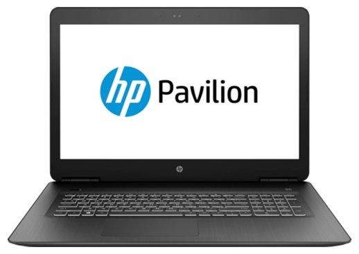 "HP Ноутбук HP PAVILION 17-ab316ur (Intel Core i5 7300HQ 2500 MHz/17.3""/1920x1080/8Gb/1000Gb HDD/DVD-RW/NVIDIA GeForce GTX 1050 Ti/Wi-Fi/Bluetooth/Windows 10 Home)"