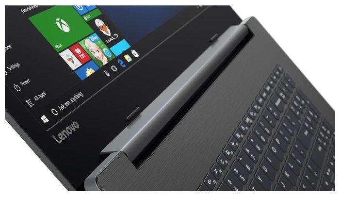 "Lenovo Ноутбук Lenovo V320 17 (Intel Pentium 4415U 2300 MHz/17.3""/1600x900/4Gb/500Gb HDD/DVD-RW/Intel HD Graphics 610/Wi-Fi/Bluetooth/Windows 10 Home)"