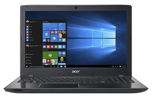 "Acer Ноутбук Acer ASPIRE E 15 (E5-576G-50NP) (Intel Core i5 7200U 2500 MHz/15.6""/1920x1080/8Gb/256Gb SSD/DVD нет/NVIDIA GeForce 940MX/Wi-Fi/Bluetooth/Windows 10 Home)"