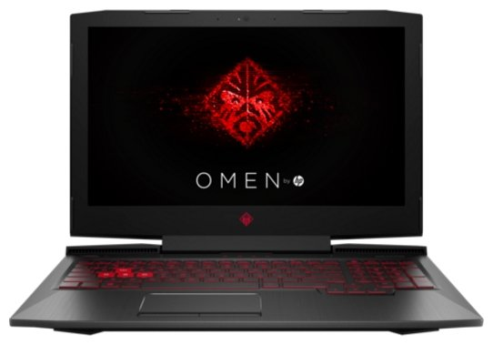"HP Ноутбук HP OMEN 15-ce022ur (Intel Core i5 7300HQ 2500 MHz/15.6""/1920x1080/8Gb/1128Gb HDD+SSD/DVD нет/NVIDIA GeForce GTX 1060/Wi-Fi/Bluetooth/Windows 10 Home)"