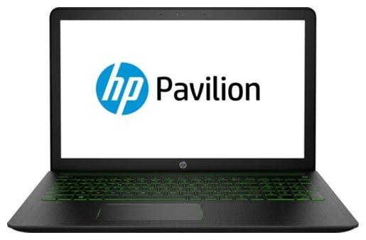 "HP Ноутбук HP PAVILION POWER 15-cb012ur (Intel Core i5 7300HQ 2500 MHz/15.6""/1920x1080/8Gb/1128Gb HDD+SSD/DVD нет/NVIDIA GeForce GTX 1050/Wi-Fi/Bluetooth/Windows 10 Home)"