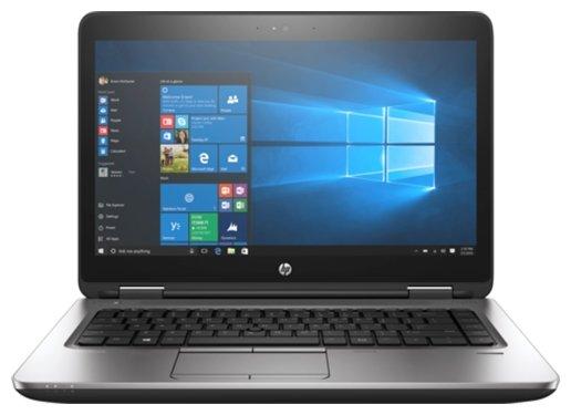 """HP Ноутбук HP ProBook 640 G3 (Z2W26EA) (Intel Core i3 7100U 2400 MHz/14""""/1920x1080/8Gb/256Gb SSD/DVD-RW/Intel HD Graphics 620/Wi-Fi/Bluetooth/Win 10 Pro)"""