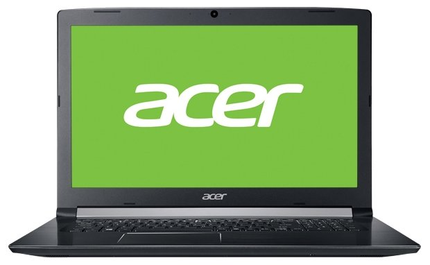 "Acer Ноутбук Acer ASPIRE 5 (A517-51G-56EZ) (Intel Core i5 7200U 2500 MHz/17.3""/1600x900/6Gb/1000Gb HDD/DVD нет/NVIDIA GeForce 940MX/Wi-Fi/Bluetooth/Windows 10 Home)"