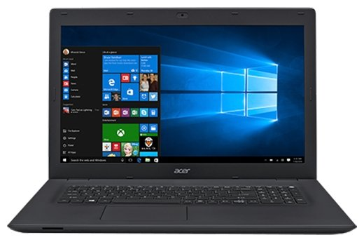 "Acer Ноутбук Acer TravelMate P2 TMP278-MG-30E2 (Intel Core i3 6006U 2000 MHz/17.3""/1600x900/4Gb/1000Gb HDD/DVD нет/NVIDIA GeForce 940M/Wi-Fi/Bluetooth/Windows 10 Home)"