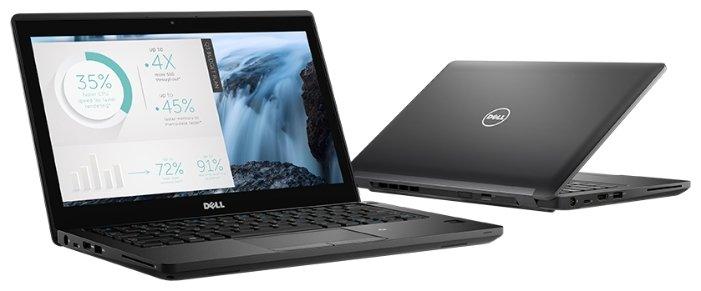 "DELL Ноутбук DELL LATITUDE 5280 (Intel Core i5 7200U 2500 MHz/12.5""/1920x1080/8Gb/256Gb SSD/DVD нет/Intel HD Graphics 620/Wi-Fi/Bluetooth/Windows 10 Pro)"