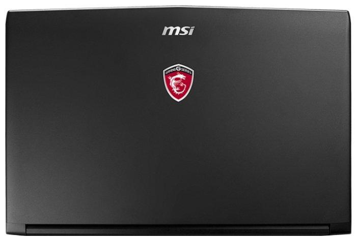 """MSI Ноутбук MSI GL62M 7RD (Intel Core i7 7700HQ 2800 MHz/15.6""""/1920x1080/8Gb/1000Gb HDD/DVD-RW/NVIDIA GeForce GTX 1050/Wi-Fi/Bluetooth/Win 10 Home)"""