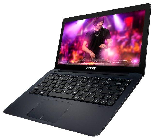 "ASUS Ноутбук ASUS E402WA (AMD E2 6110 1500 MHz/14""/1366x768/2GB/500GB HDD/DVD нет/AMD Radeon R2/Wi-Fi/Bluetooth/Endless OS)"