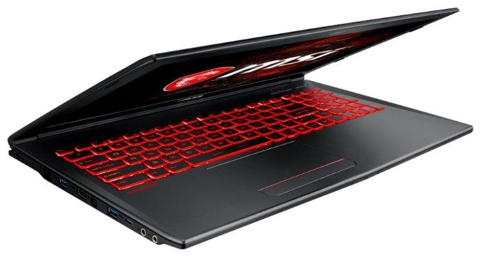 MSI Ноутбук MSI GV62VR 7RF