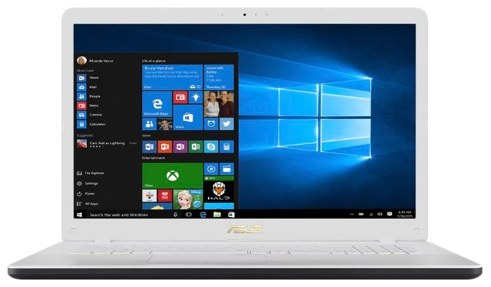ASUS Ноутбук ASUS VivoBook 17 X705UF