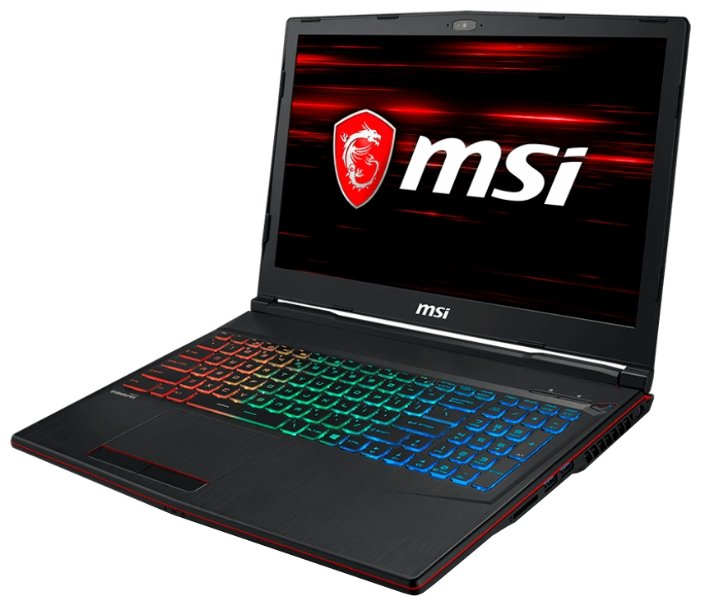MSI Ноутбук MSI GP63 8RE Leopard