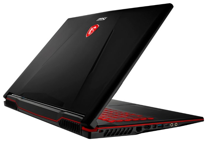 "MSI Ноутбук MSI GL73 8RC (Intel Core i7 8750H 2200 MHz/17.3""/1920x1080/8GB/1128GB HDD+SSD/DVD нет/NVIDIA GeForce GTX 1050/Wi-Fi/Bluetooth/DOS)"