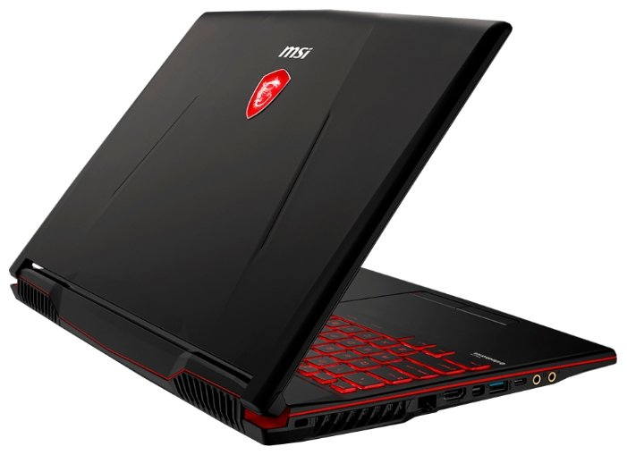 "MSI Ноутбук MSI GL63 8RD (Intel Core i5 8300H 2300 MHz/15.6""/1920x1080/8GB/1000GB HDD/DVD нет/NVIDIA GeForce GTX 1050 Ti/Wi-Fi/Bluetooth/DOS)"