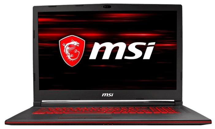 "MSI Ноутбук MSI GL73 8RD (Intel Core i5 8300H 2300 MHz/17.3""/1920x1080/8GB/1000GB HDD/DVD нет/NVIDIA GeForce GTX 1050 Ti/Wi-Fi/Bluetooth/DOS)"