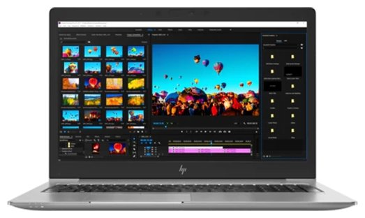 HP Ноутбук HP ZBook 15u G5