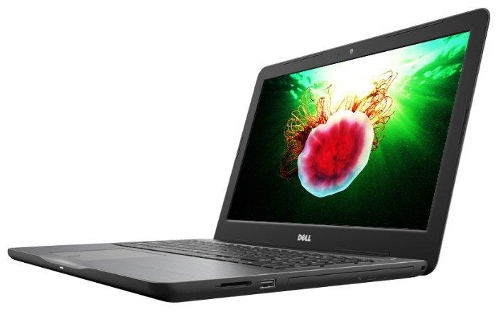 """DELL Ноутбук DELL INSPIRON 5565 (AMD A10 9600P 2400 MHz/15.6""""/1366x768/8Gb/1000Gb HDD/DVD-RW/AMD Radeon R7 M445/Wi-Fi/Bluetooth/Windows 10 Home)"""