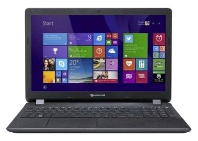 "Packard Bell Ноутбук Packard Bell EasyNote TG81BA-P1MV (Intel Pentium N3700 1600 MHz/15.6""/1366x768/2.0Gb/500Gb/DVD-RW/Intel GMA HD/Wi-Fi/Bluetooth/Win 10 Home)"