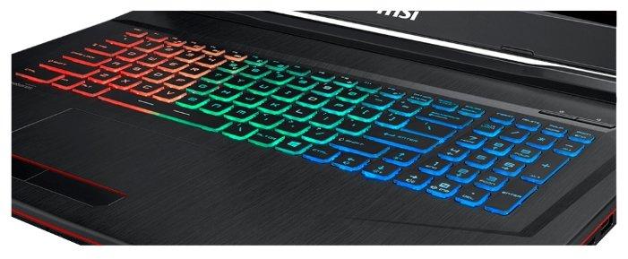 MSI Ноутбук MSI GP73 8RD Leopard