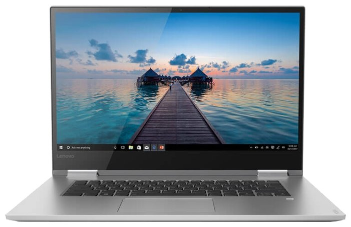 "Lenovo Ноутбук Lenovo Yoga 730 15 (Intel Core i7 8550U 1800 MHz/15.6""/3840x2160/8GB/512GB SSD/DVD нет/NVIDIA GeForce GTX 1050/Wi-Fi/Bluetooth/Windows 10 Pro)"