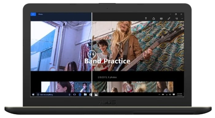 ASUS Ноутбук ASUS VivoBook 15 X540UA