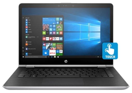 HP Ноутбук HP PAVILION 14-ba000 x360