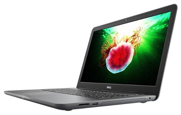 """DELL Ноутбук DELL INSPIRON 5767 (Intel Core i3 6006U 2000 MHz/17.3""""/1600x900/4Gb/1000Gb HDD/DVD-RW/AMD Radeon R7 M445/Wi-Fi/Bluetooth/Windows 10 Home)"""