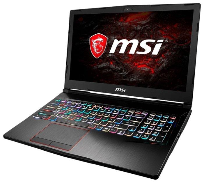 MSI Ноутбук MSI GE73VR 7RF Raider