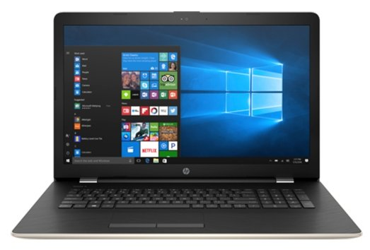 "HP Ноутбук HP 17-bs059ur (Intel Core i5 7200U 2500 MHz/17.3""/1920x1080/6Gb/1000Gb HDD/DVD-RW/AMD Radeon 520/Wi-Fi/Bluetooth/Windows 10 Home)"