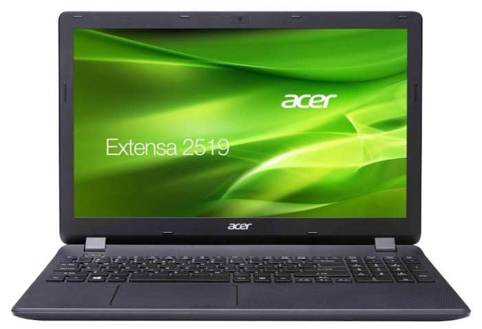 "Acer Ноутбук Acer Extensa EX2519-P07G (Intel Pentium N3710 1600 MHz/15.6""/1366x768/4Gb/1000Gb HDD/DVD-RW/Intel HD Graphics 405/Wi-Fi/Bluetooth/Linux)"
