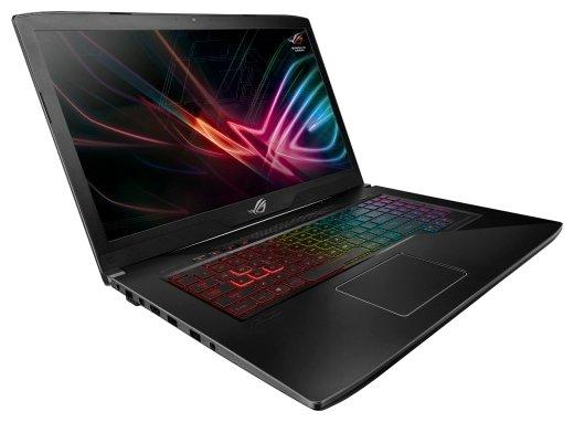 "ASUS Ноутбук ASUS ROG Strix GL703GE (Intel Core i5 8300H 2300 MHz/17.3""/1920x1080/8GB/1128GB HDD+SSD/DVD нет/NVIDIA GeForce GTX 1050 Ti/Wi-Fi/Bluetooth/Windows 10 Home)"