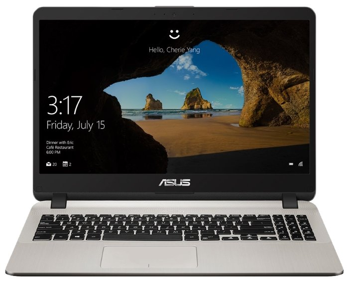 "ASUS Ноутбук ASUS X507UB (Intel Core i5 7200U 2500 MHz/15.6""/1920x1080/4GB/500GB HDD/DVD нет/NVIDIA GeForce MX110/Wi-Fi/Bluetooth/Windows 10 Home)"