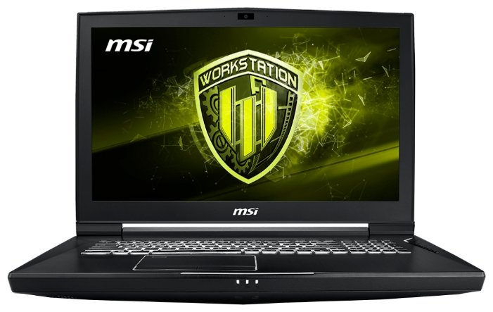 MSI Ноутбук MSI WT75 8SM