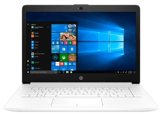 HP Ноутбук HP 14-ck0000