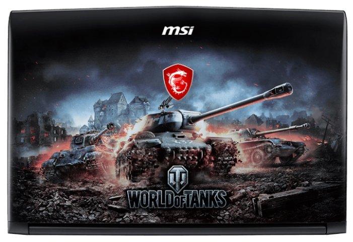 MSI Ноутбук MSI GP62 8RC WOT Edition