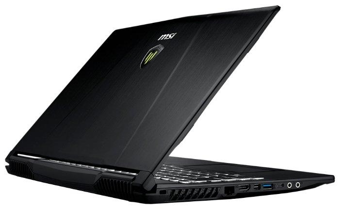 MSI Ноутбук MSI WE63 8SJ