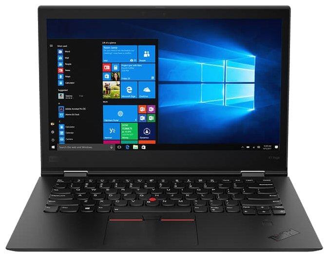 Lenovo Ноутбук Lenovo ThinkPad X1 Yoga (3rd Gen)