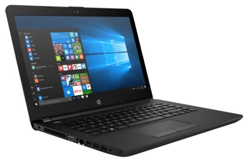 HP Ноутбук HP 14-bw000