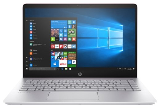 HP Ноутбук HP PAVILION 14-bf100
