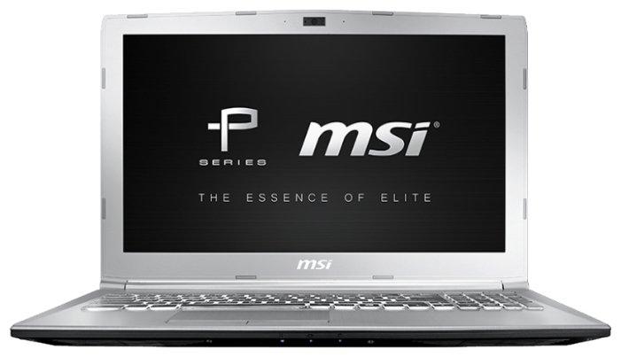 MSI Ноутбук MSI PE62 7RD