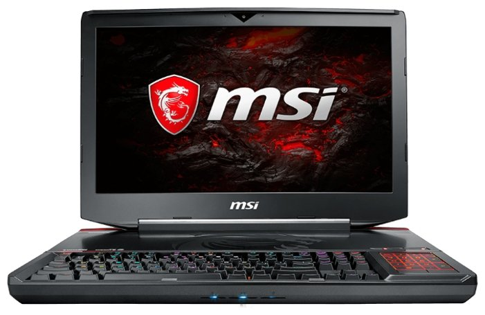 MSI Ноутбук MSI GT83VR 7RE Titan SLI
